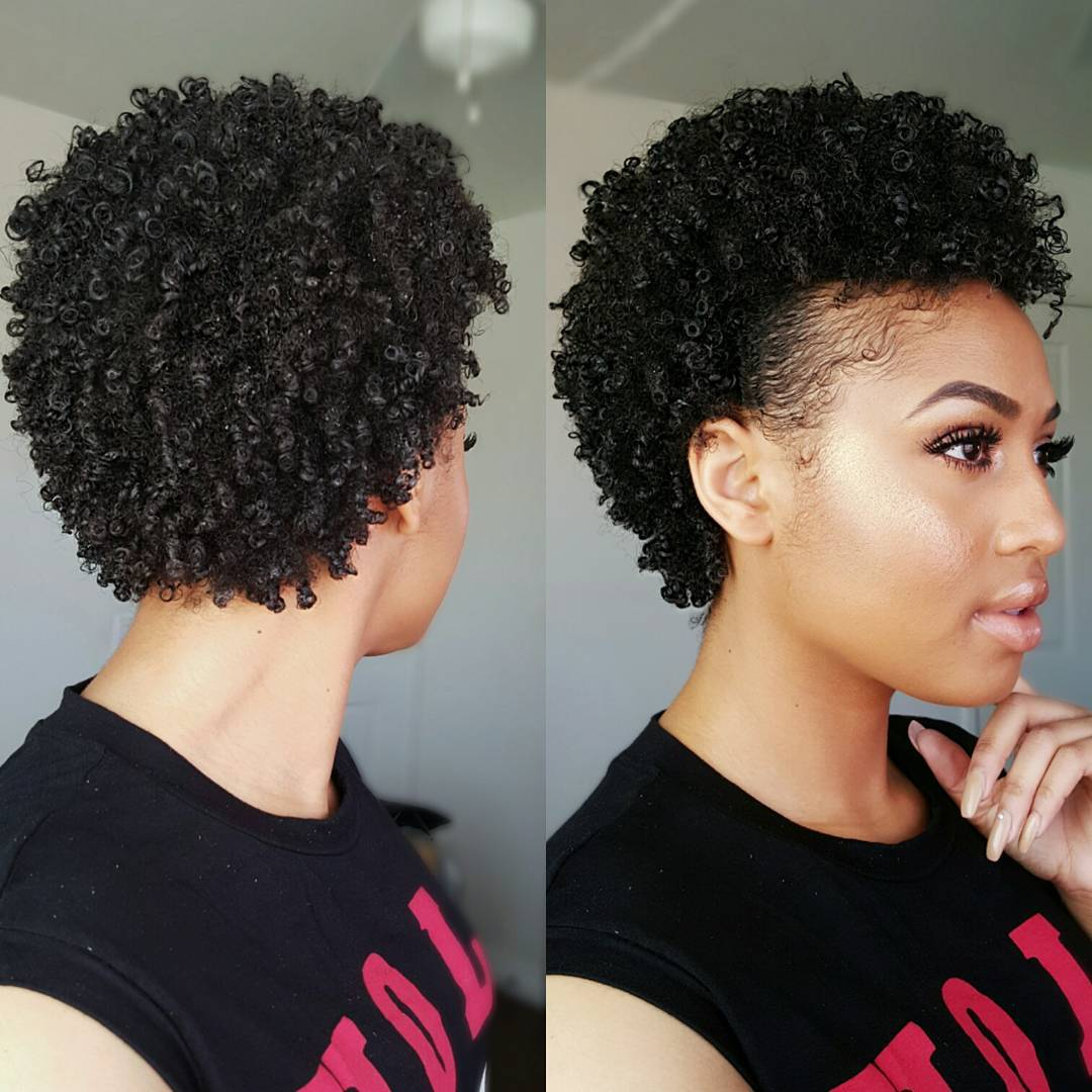 What To Do After Washing Natural Hair