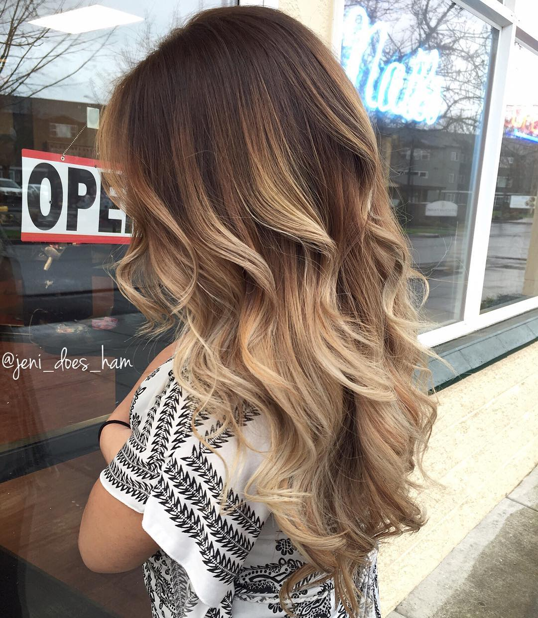 70 Balayage Hair Color Ideas With Blonde Brown And